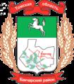 Coat of Arms of Bakcharsky district (Tomsk oblast).png