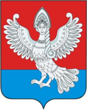 Puchezh - Image: Coat of Arms of Puchezh (Ivanovo oblast)