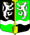 Coat of Arms of Selivanovskoe rural settlement (Leningrad Oblast).png