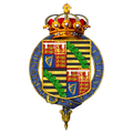 Coat of arms of Prince Albert of Saxe-Coburg and Gotha.png