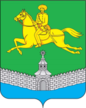 Coat of arms of Severskaya.png