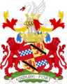 Coat of arms of the earl of Crawford - Premier earl of Scotland.png
