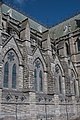 Cobh St. Colman's Cathedral South Aisle Flying Buttresses 2015 08 27.jpg