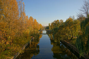 Fundeni, Bucharest - Colentina River
