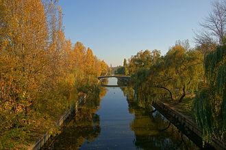 Fundeni, Bucharest - Colentina River