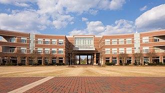 Centennial Campus of North Carolina State University - Engineering Building II