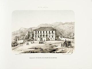 Collegio Episcopal de S. Pedro de Alcantara