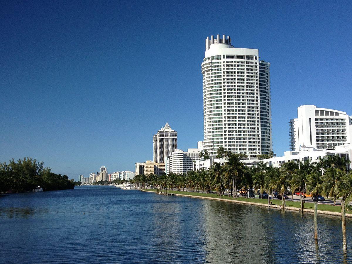 Florida Miami Beach Coordinates