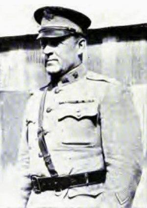 Motor Transport Corps - Col. Harry A. Hegeman