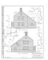 Colonel Paul Wentworth House, Dover Street (moved to MA, Dover), Dover, Strafford County, NH HABS NH,9-SALFA,1- (sheet 4 of 41).png