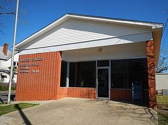 Columbia, Alabama - Image: Columbia, Alabama Post Office 36319