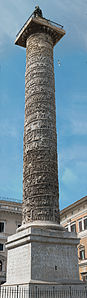 Column of Marcus Aurelius detailed view 01.jpg