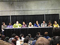 Comikaze Expo 2011 - All That reunion panel (6324628833).jpg
