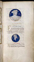 Commentaires de la guerre gallique