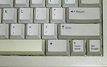http://upload.wikimedia.org/wikipedia/commons/thumb/4/45/Compose_key_on_Sun_Type_5c_keyboard.jpg/220px-Compose_key_on_Sun_Type_5c_keyboard.jpg