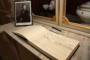 Death and funeral of Margaret Thatcher - A condolence book for the late Prime Minister