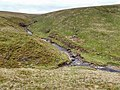 Confluence of Hunder and Crawlaw Becks (geograph 4487415).jpg