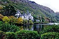 Connemara - Kylemore Lough and Abbey - geograph.org.uk - 1630202.jpg