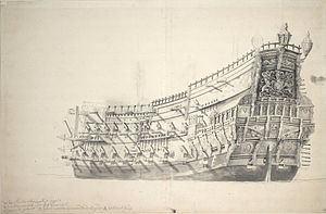 Thomas Rainsborough - Rainsborough's Flagship