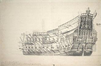Thomas Rainsborough - Rainsborough's Flagship