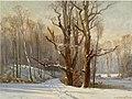 Constantin Westchiloff - The Woods in Winter.jpg