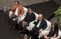 Conversando con Salman Rushdie, Museo de la Ciudad de Mexico (15451756582).jpg