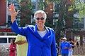 Cook County Board President Toni Preckwinkle at the Bud Billiken Parade 2015 (20428679055).jpg