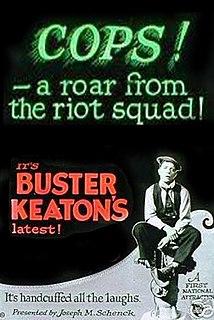 <i>Cops</i> (film) 1922 film