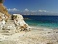 Corfu September 2009 - Kassiopi, Bataria Beach - panoramio - maczopikczu (2).jpg