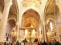 Corniglia-chiesa di San Pietro-navata centrale.jpg