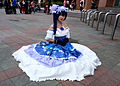 Cosplayer of Umi Sonoda, Love Live! at CWT42 20160213a.jpg