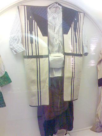 Bakhtiari people - Costume Bakhtiari