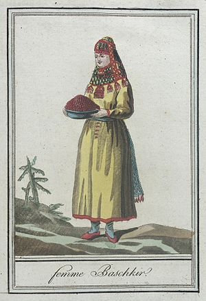 Costumes de Differents Pays, 'Femme Baschkir' LACMA M.83.190.233.jpg