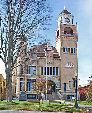 Iron County Courthouse