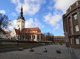 Covid-19 atmosphere in Harju street, Tallinn.IMG 20200413 174326.jpg