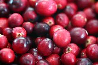 Cranberry - Raw cranberries