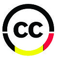 Creative Commons Belgium logo small - black-yellow-red.jpg