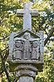 Croix à bannière de la Chapelle Saint-Vincent (détail) - Questembert.jpg