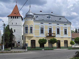 Salonta Municipality in Bihor, Romania