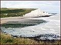 Cuckmere Haven ^ Seven Sisters nr. Seaford. - panoramio.jpg