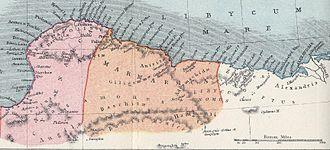Marmarica - Image: Cyrenaica Marmarica