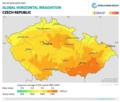 Czech Republic GHI Solar-resource-map GlobalSolarAtlas World-Bank-Esmap-Solargis.png
