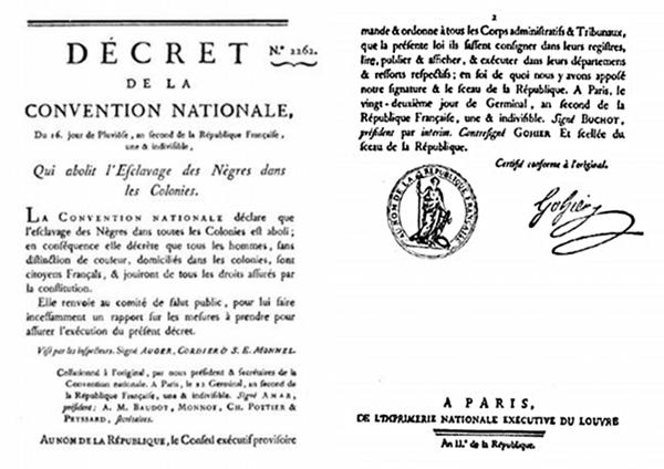 décret août 1987