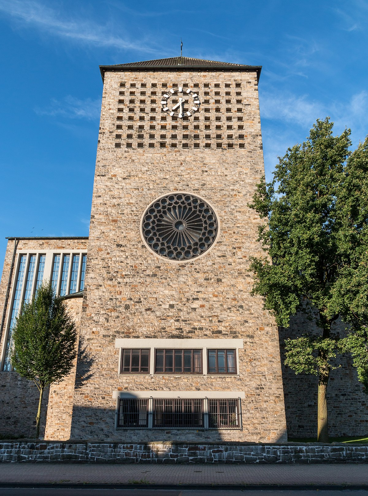 Kirche Am Kreuz