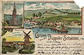 Düppel, Dänemark - Siegesdenkmal; Düppelfeld; Düppelmühle (Zeno Ansichtskarten).jpg