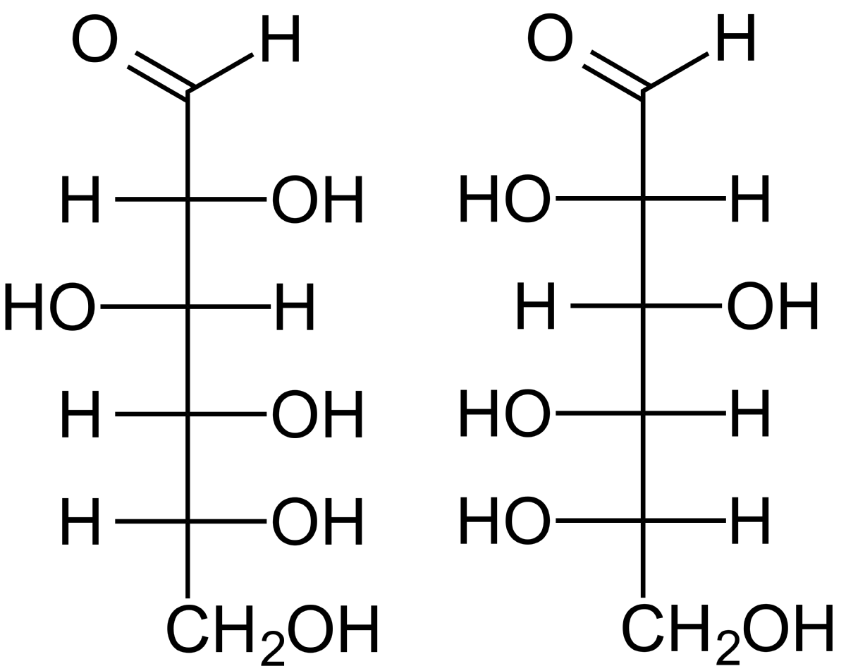 Monosaccharide Ring Structures
