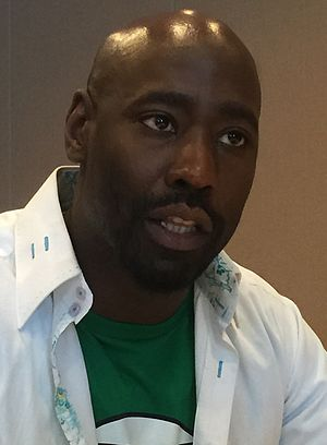 D. B. Woodside - Woodside in 2015.