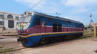 Dien Sanh train crash