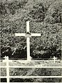 DEMIDOV(1904) p119 CROSS ON THE GRAVE OF RUSSIANS KILLED IN ACTION, AUGUST, 1854 (14595832858).jpg