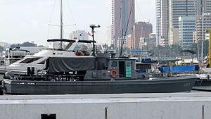 Philippine Coast Guard - De Havilland 9209-class Patrol Craft